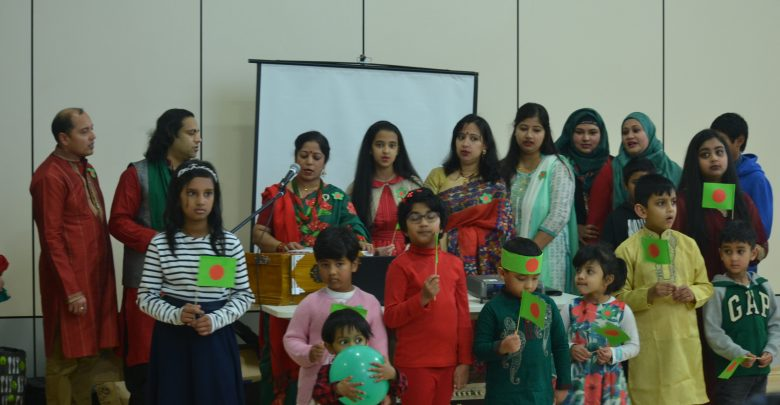 Charity Event Supporting Sreepur Village on the Victory Day